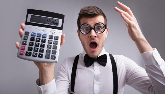 Cagr kalkulator